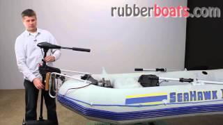 Лодочный электромотор Intex 68631, 12 В, 420 Вт(Купить сейчас на http://intexa.ru/product/intex-68324/ Intex наконец-то выпустили электромотор для своих надувных лодок. Имеет..., 2014-04-15T14:12:37.000Z)