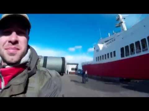 гидростоп Холмск-Ванино, возвращение с Сахалина