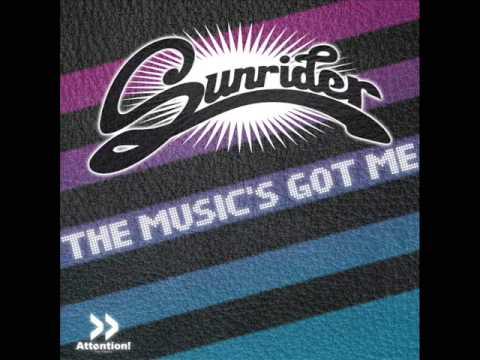 Sunrider - The Music´s Got Me (Chico Del Mar Edit)