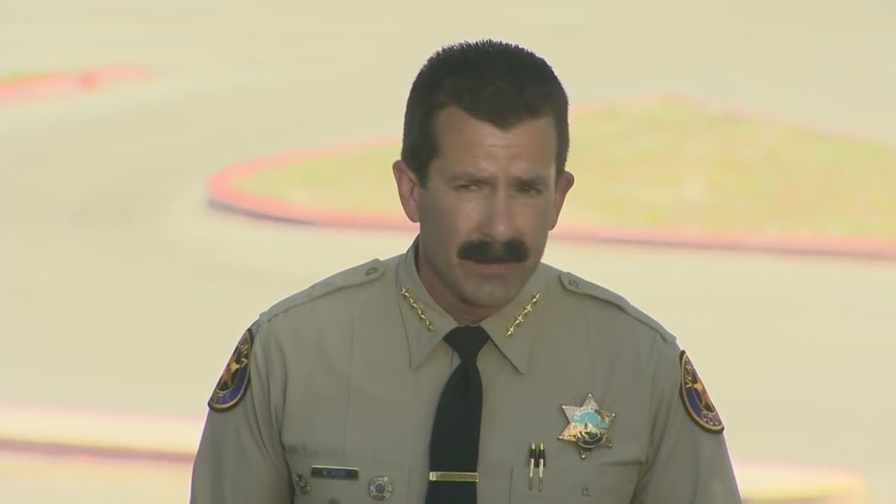Ventura County Sheriff announces they pulled Naya Rivera's body from Lake Piru