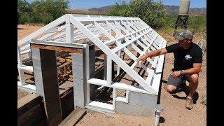 Sunken Greenhouse Revival - Plans