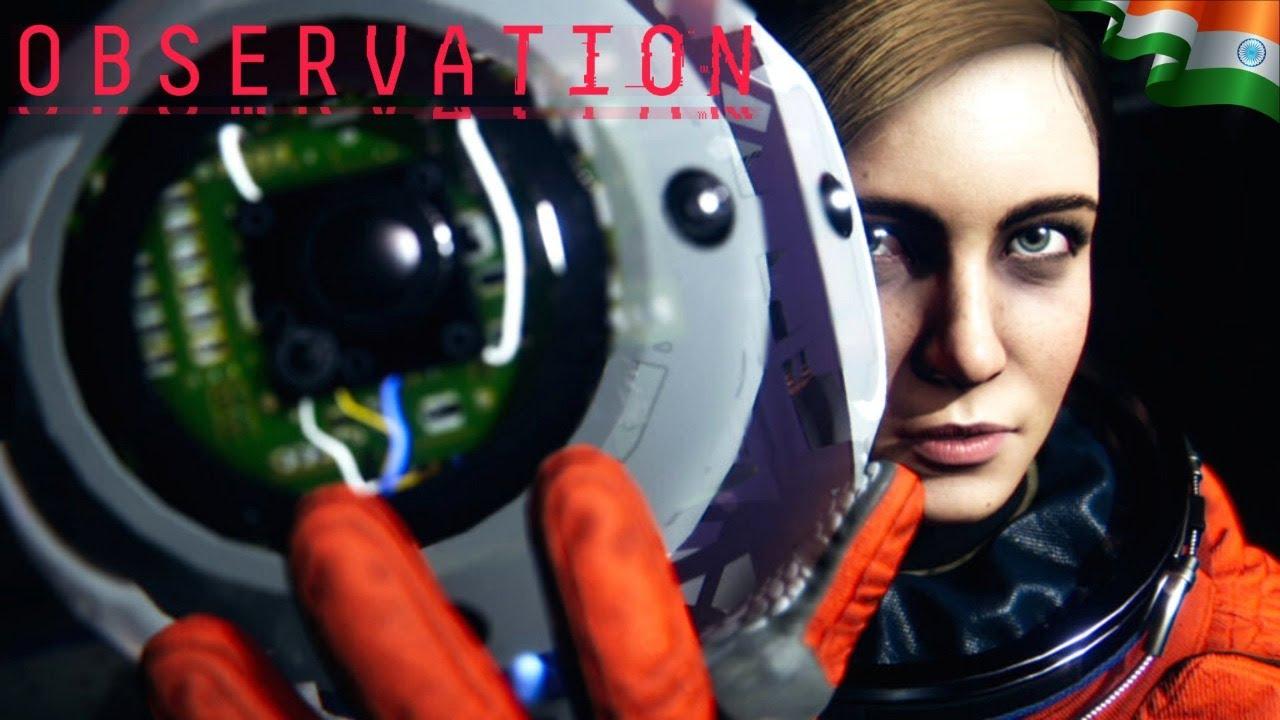 OBSERVATION || Full Game || Leon Walkthrough || Hindi