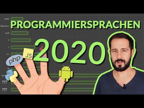 Die Beliebtesten Programmiersprachen Für 2020