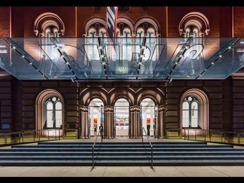 Native Icon: The New York City Public Theater