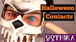Halloween Contact Lenses: Tips from an Eye Doctor