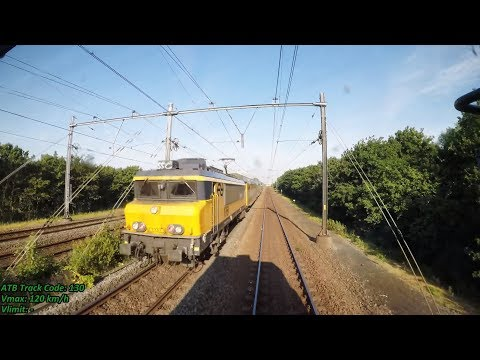 Cabinerit 4K Amsterdam CS – Hoorn – Enkhuizen met IC 4520 DDM1 op 22-06-2017 [CAB VIEW]
