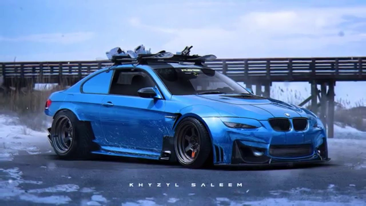 Khyzyl Saleem Bmw E92 Timelapse Youtube