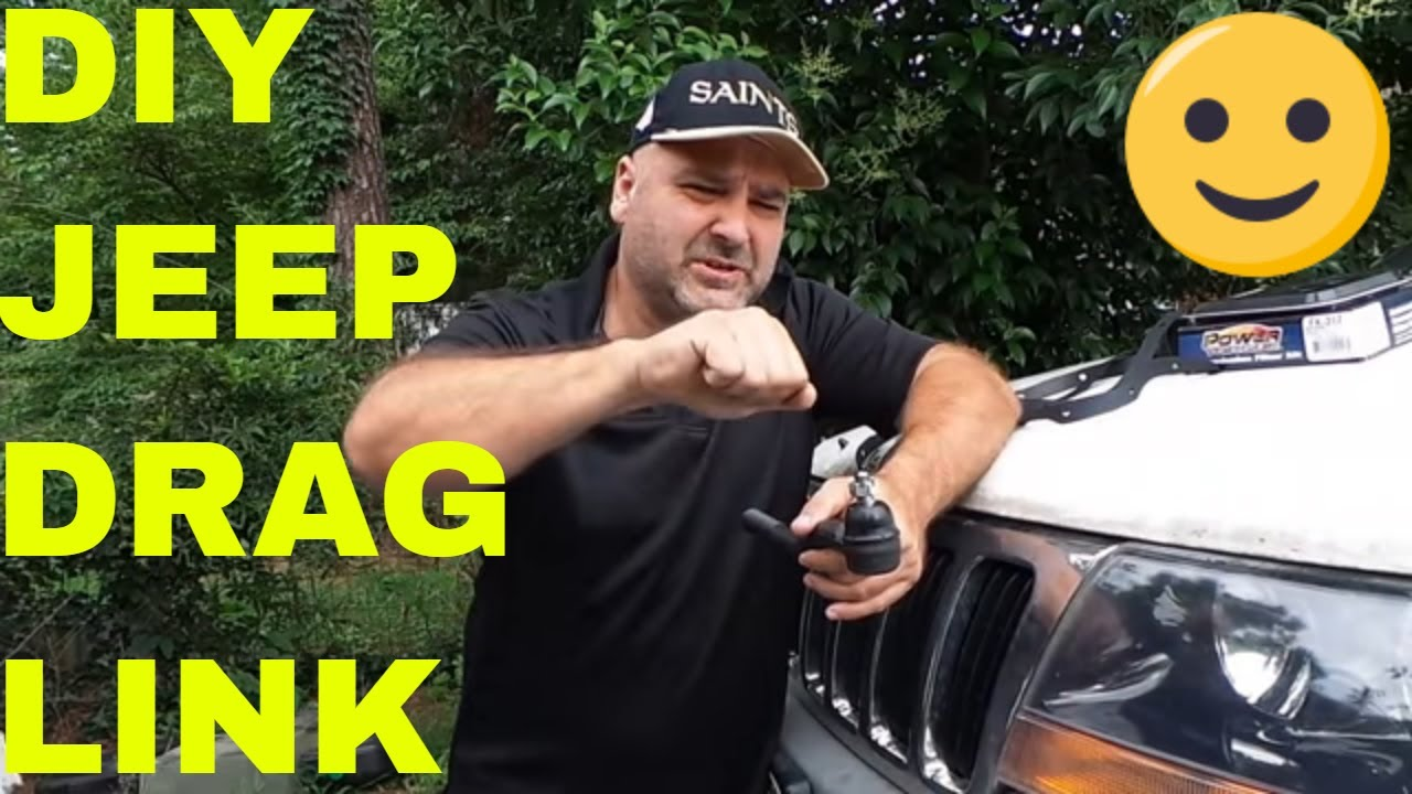 How To Identify A Bad Drag Link Clunking Noise Youtube Installing Trailer Wiring Harness Wj 04 Cant Get Lights Work