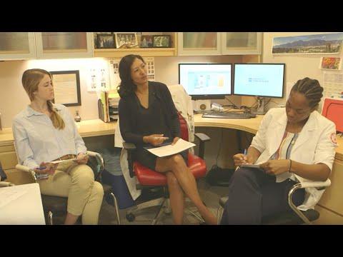 Women in Orthopedic Residency at HSS #Orthopedicsurgery