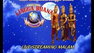 LIVE SANDIWARA LINGGA BUANA 5 OKTOBER 2016 PENTAS MALAM