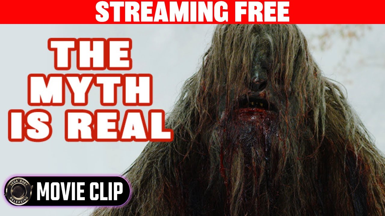 Download Sneak Peak scene from bigfoot film BIG LEGEND // Car Trouble