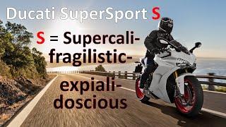 2 Clicks Out: Ducati SuperSport S suspension setups screenshot 2