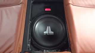 BMW E46 Car Audio by Infamous 1st test - bass