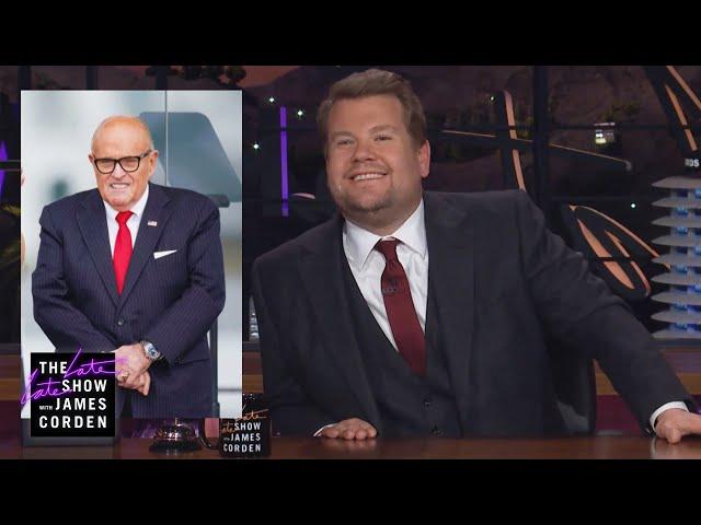Trump Is Giving Rudy the Ol' Stiff!