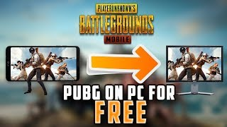 Play PUBG on your PC for absolutely FREE !! PUBG MOBILE Official Emulator |