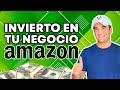 😱 INVIERTO EN TU NEGOCIO DE AMAZON!!! EL PRIMER FONDO DE CAPITAL PARA VENDEDORES DE AMAZON
