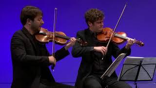 Schubertplus Round: Ruisi Quartet