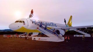 P3D Flight Manila to Pagadian Cebu Pacific A320