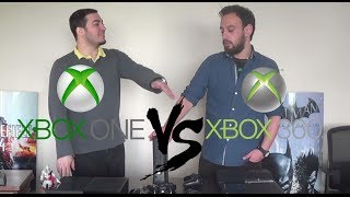 Xbox 360 vs Xbox One Karşılaştırma