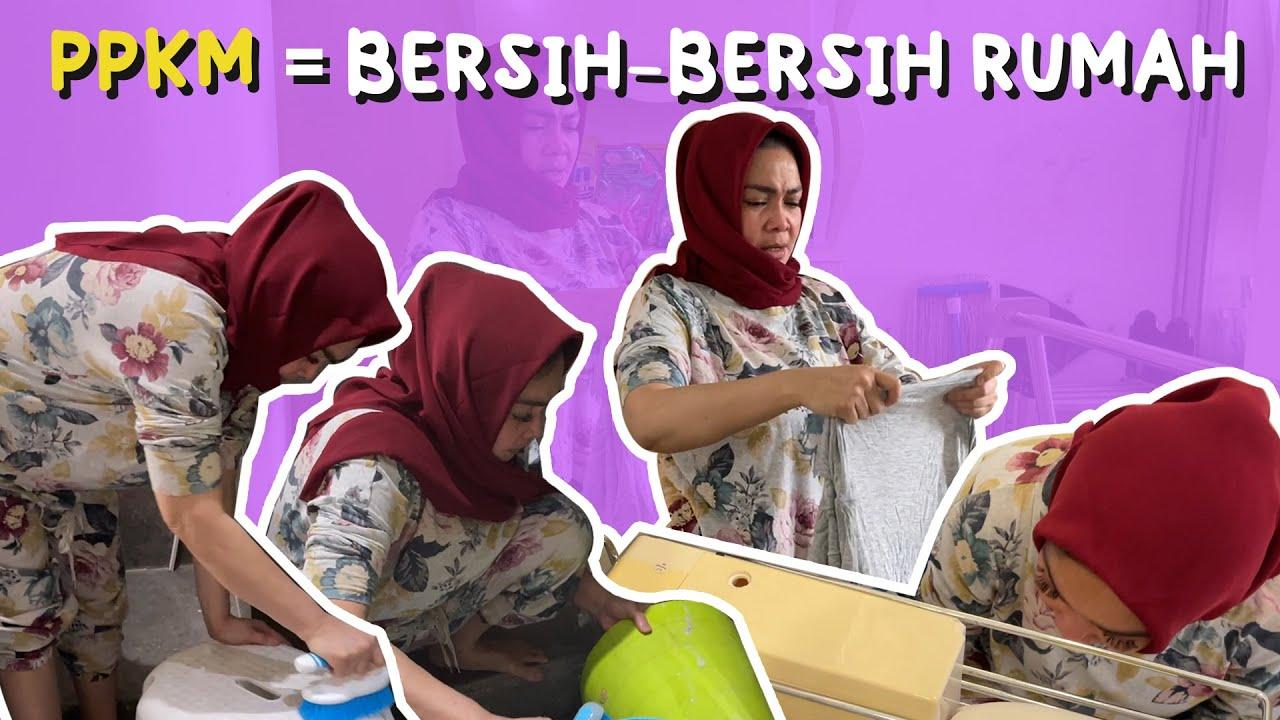 SEHARIAN BONGKAR DAN BERSIHIN APARTEMEN MAMA RIETA !!
