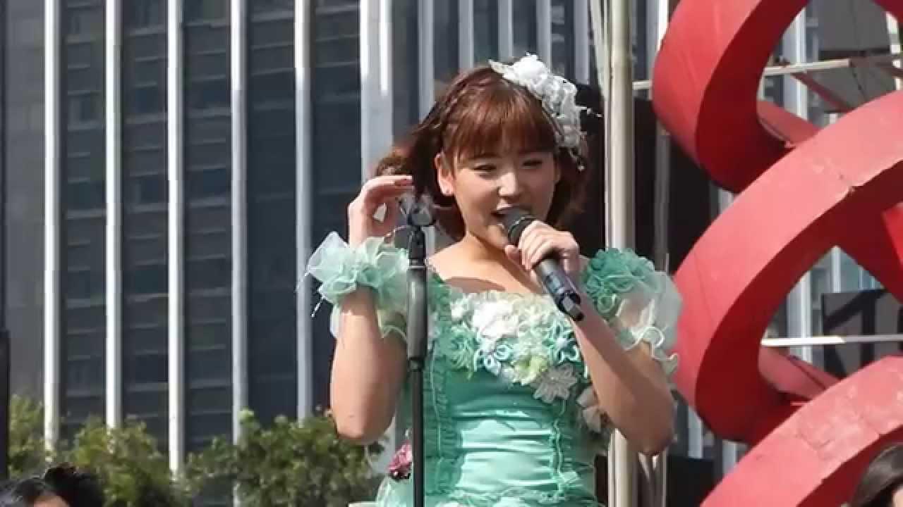 Haruka Nakagawa: Haruka Nakagawa, Kampanye Senbatsu Sousenkyo Single Ke-10