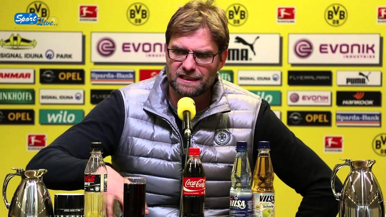 BVB Pressekonferenz vom 14. März 2013 vor dem Spiel Borussia Dortmund gegen den SC Freiburg