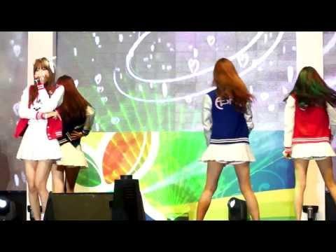 [직캠] 에이핑크 (Apink) - Lovely Day (13.09.27)