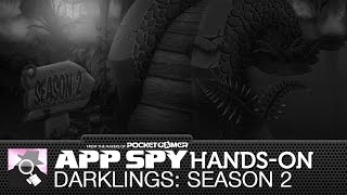 Darklings: Season 2 | iOS iPhone / iPad Hands-On - AppSpy.com