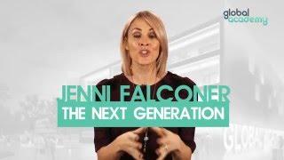 Global Academy - Jenni Falconer on the Next Generation