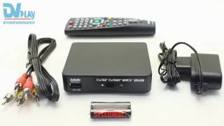 BBK SMP131HDT2 - обзор DVB-T2 ресивера