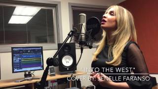 The Lord of the Rings - Into the West Cover By: Jenelle Faranso