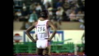 3280 World Track & Field 1991 Long Jump Women Fiona May