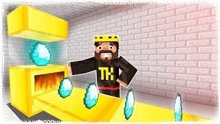 ELMAS FABRİKASI  Minecraft ZoR MoD #34