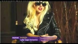 Lady Gaga on Daybreak