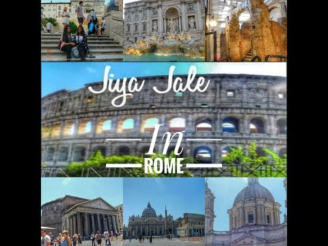 Jiya Jale Choreography | Tripping through Rome