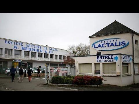 Vítmas do `Caso Lactalis` devem queixar-se também dos supermercados