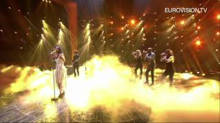Senit - Stand By (San Marino) - Live - 2011 Eurovision Song Contest 1st Semi Final