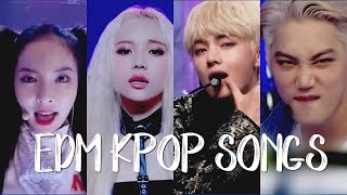 60 of the BEST EDM KPop Songs EVER!