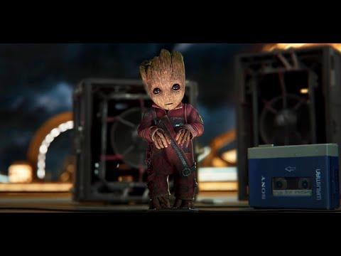 ฉากประทับใจ - Guardians Of The Galaxy 2「I am Groot」