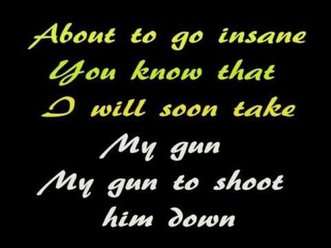 Alice Francis   Shoot Him Down Karaoke Instrumental Playback by Turocks