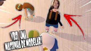 COMO NÃO SER UMA MASSINHA DE MODELAR!! (Coelha)