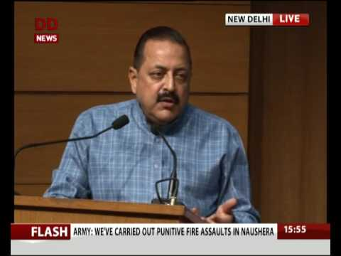 Union Min Jitendra Singh: NE will become favorite destination for youngsters looking for livelihood