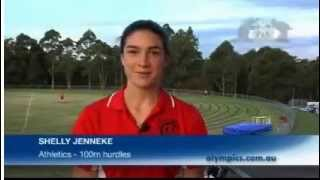 Michelle Jenneke Interview, Dancing Hurdle Girl - http://film-book.com