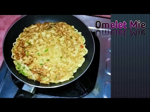 OMELET MIE |