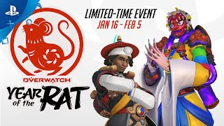 Overwatch - Lunar New Year 2020 | PS4