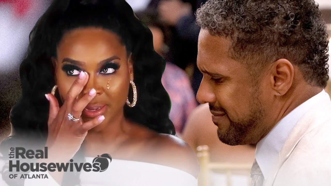 Kenya Moore Say's She Wasn't Allowed To Talk To Her In-law's !?  [VIDEO]
