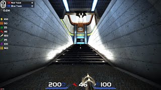 Fastest Quake Live speed in the world *9800* ups