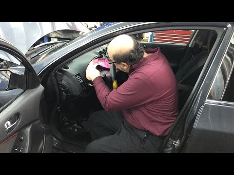 Bcm Replacment On 2017 Nisssn Altima