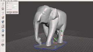 Explaining 3D Scanning Video