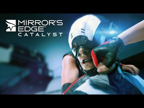 Mirror's Edge Catalyst - Aggressive Combat And Parkour Gameplay